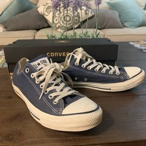 converse all star size 9 in navy